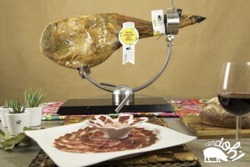Pieza completa de Paleta de Bellota 100% Ibérico de Cerdoh!