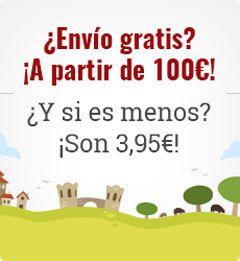 Envio Gratis Ibéricos Embutidos y Jamones Cerdoh!