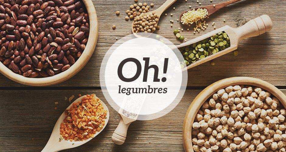 Las legumbres, complemento ideal para el embutido ibérico