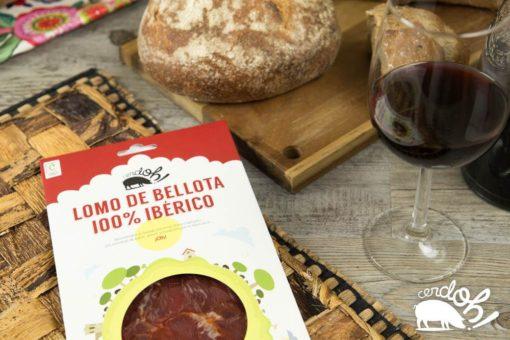Sobre de Lomo de Bellota 100% Ibérico de Cerdoh!