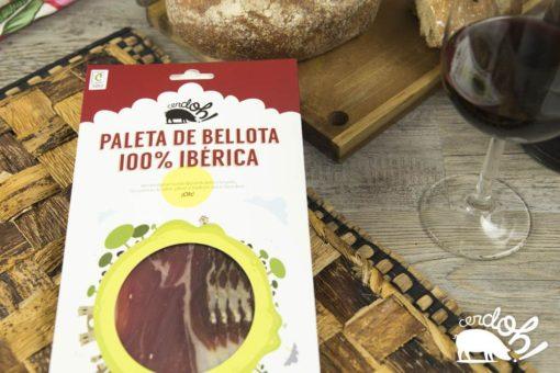 Sobre de Paleta de Bellota 100% Ibérica de Cerdoh!