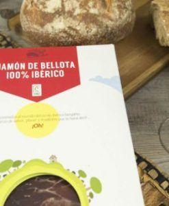 Jamón Cerdoh! 100% ibérico de bellota.